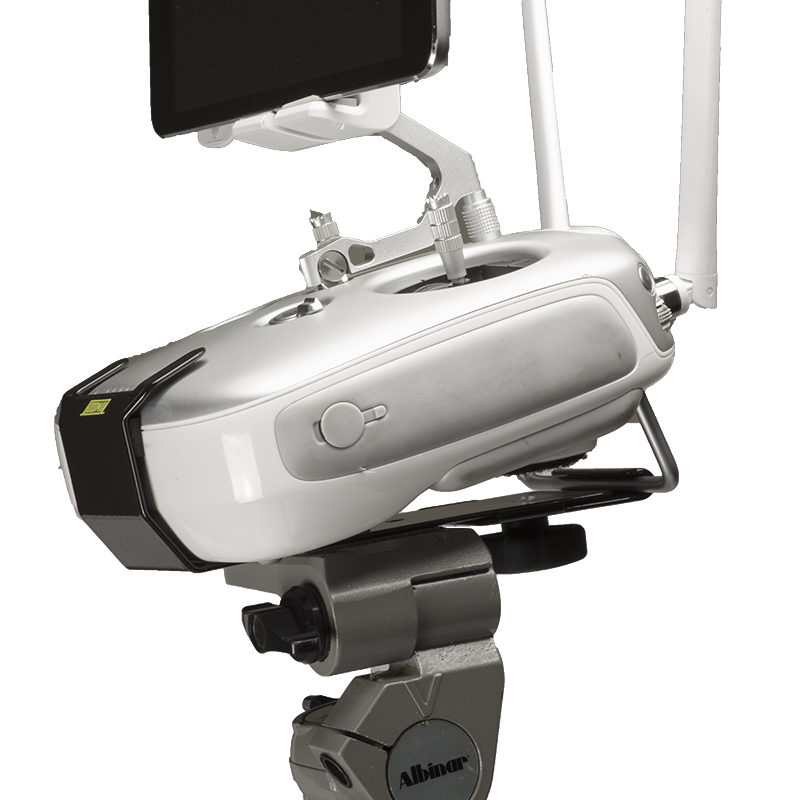 Artikelfoto Hoodman Stativmontageplatte HDCMDJI für Drohnensteuerungen von DJI