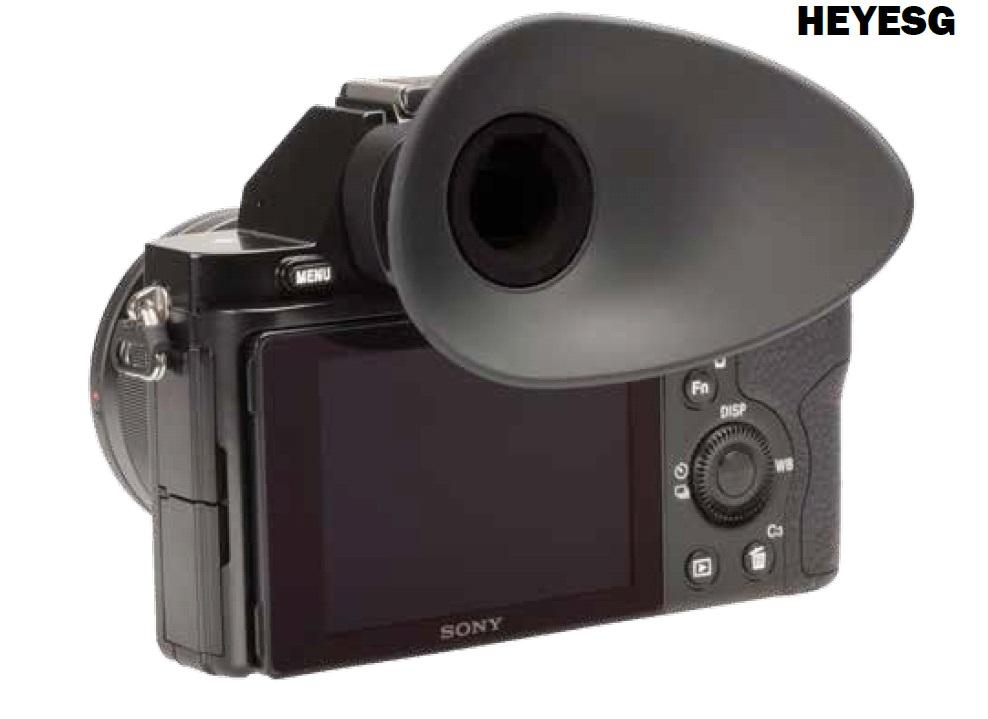 Artikelfoto 1 Hoodman Augenmuschel HEYESG für SONY A7 A7R A7S A7II für Brillenträger