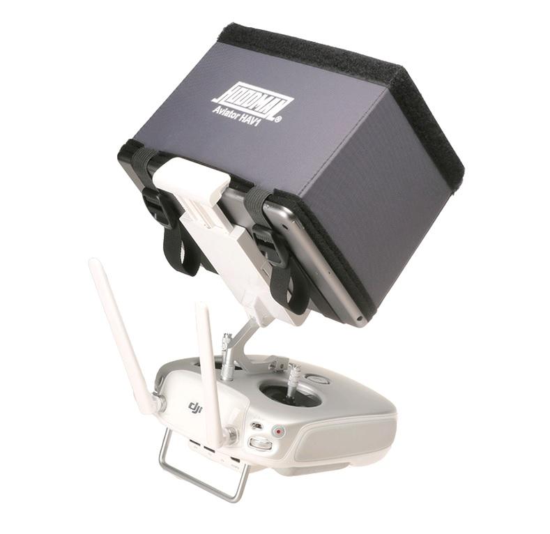 Artikelfoto Hoodman HAV1 Sonnenschutzblende für das IPad Mini und Aviator Drone