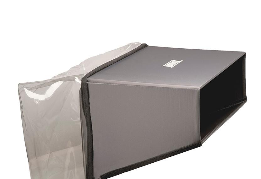 Foto Hoodman H2170P LCD Sonnenblende Blendschutz Panasonic BT-LH2170P