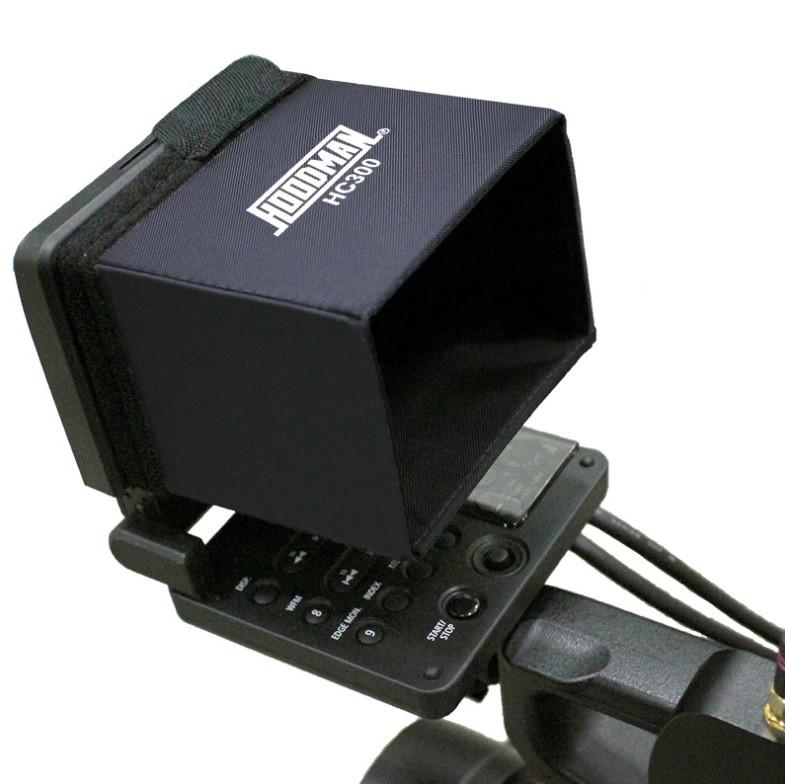 Artikelfoto Hoodman HC300 LCD Sonnenblende Blendschutz für Canon C300 C500