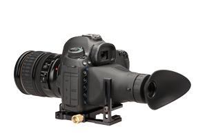 Foto Hoodman HCFC Sucheraufsatz für Canon 3.2 Zoll LCD Monitore