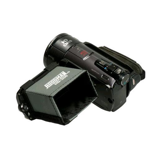 Artikelfoto 1 Hoodman HD-300 VIDEO Sonnenschutzblende 2.5 bis 3 Zoll HD Monitore