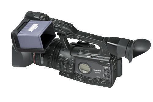 Artikelfoto 1 Hoodman HD-450 VIDEO Blendschutz für 4 Zoll Monitore und Sucher