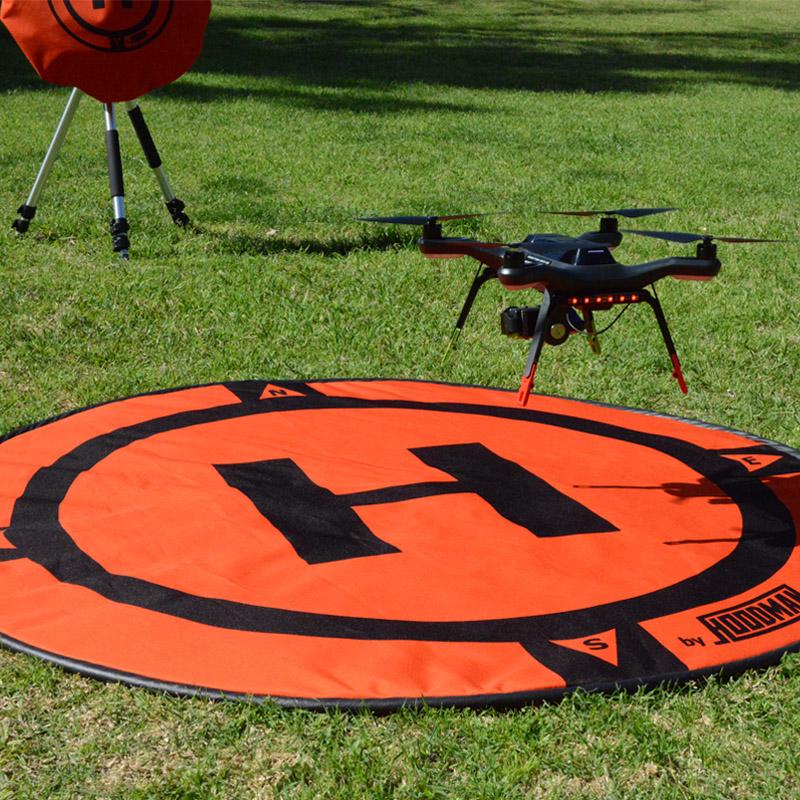 Artikelfoto Hoodman Startplatz HDLP für Drohnen wie DJI Mavic GoPro Karma