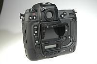 Foto Hoodman H-D2HX Blendschutz Displayschutz für Ihre Nikon D2