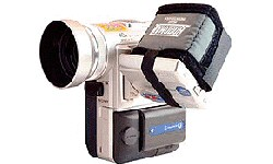 Foto Hoodman H-200 LCD Sonnenblende für GoPro LCD