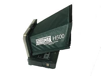 Artikelfoto 1 Hoodman H-500 LCD Sonnenblende Blendschutz
