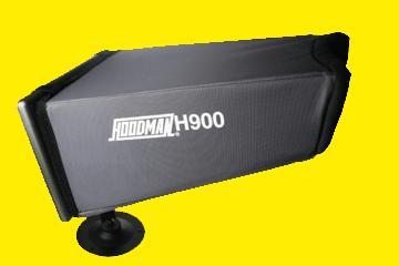 Foto Hoodman H-900 LCD Sonnenblende Blendschutz