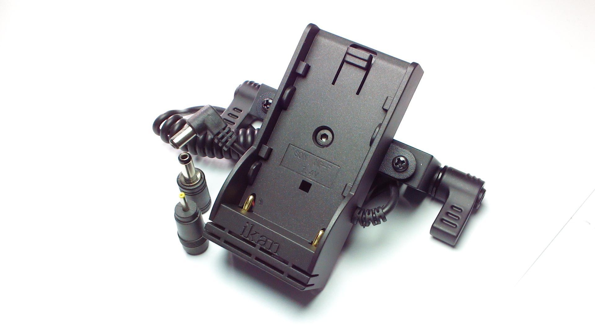 Foto IKAN BMC-PWR-2RD Blackmagic Dual Rod