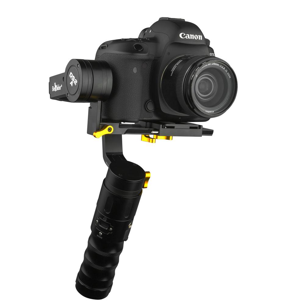 Artikelfoto 3 Achsen Stabilisierung für DSLR Kameras IKAN DS2-A bis 1.8 Kg