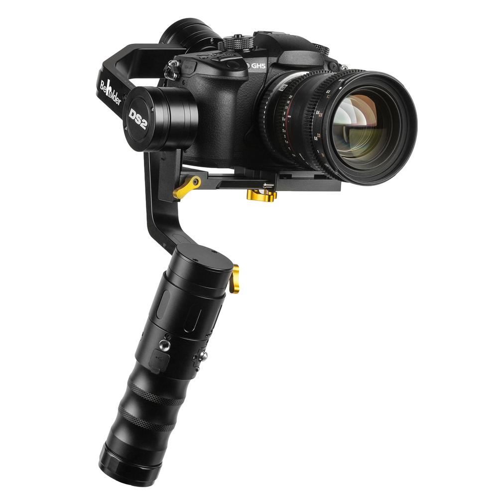 Artikelfoto 3 Achsen GIMBAL für DSLR Kameras IKAN DS2 bis 1.8 Kg