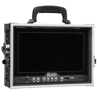 Artikelfoto IKAN D12-FK 11.6 Zoll 3G-SDI Full HD Monitor in FlightCase