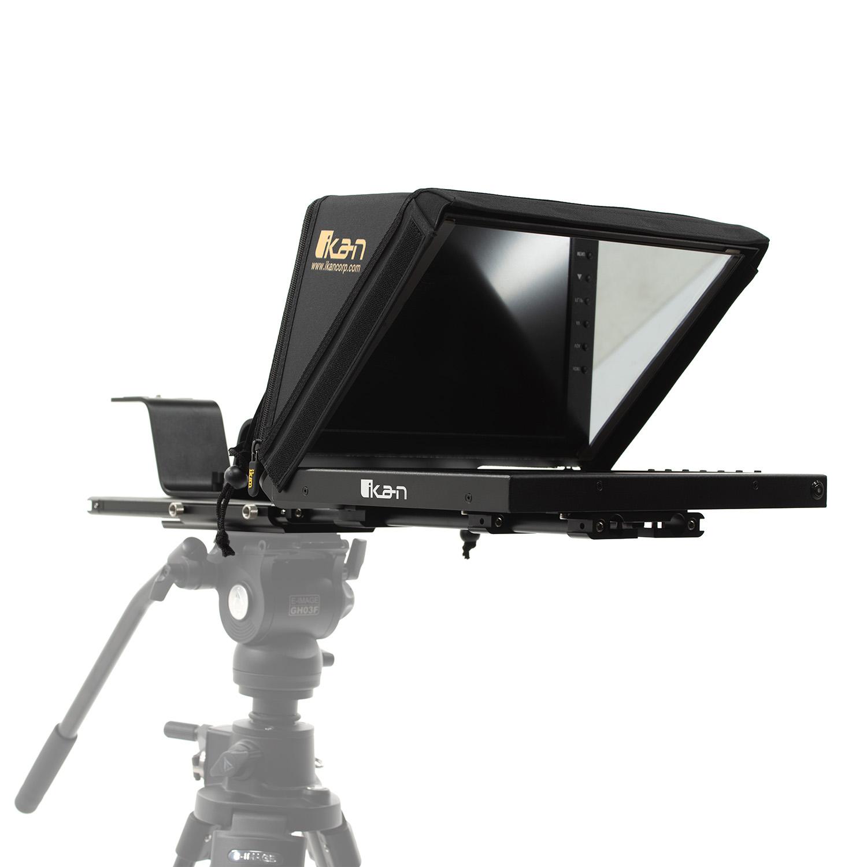 Artikelfoto IKAN Teleprompter PT4200 12 Zoll für Studio und On Location