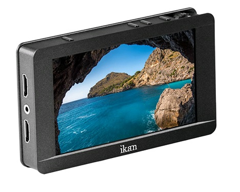 Artikelfoto IKAN DH5 5 Zoll Professional FULL HD HDMI-MONITOR