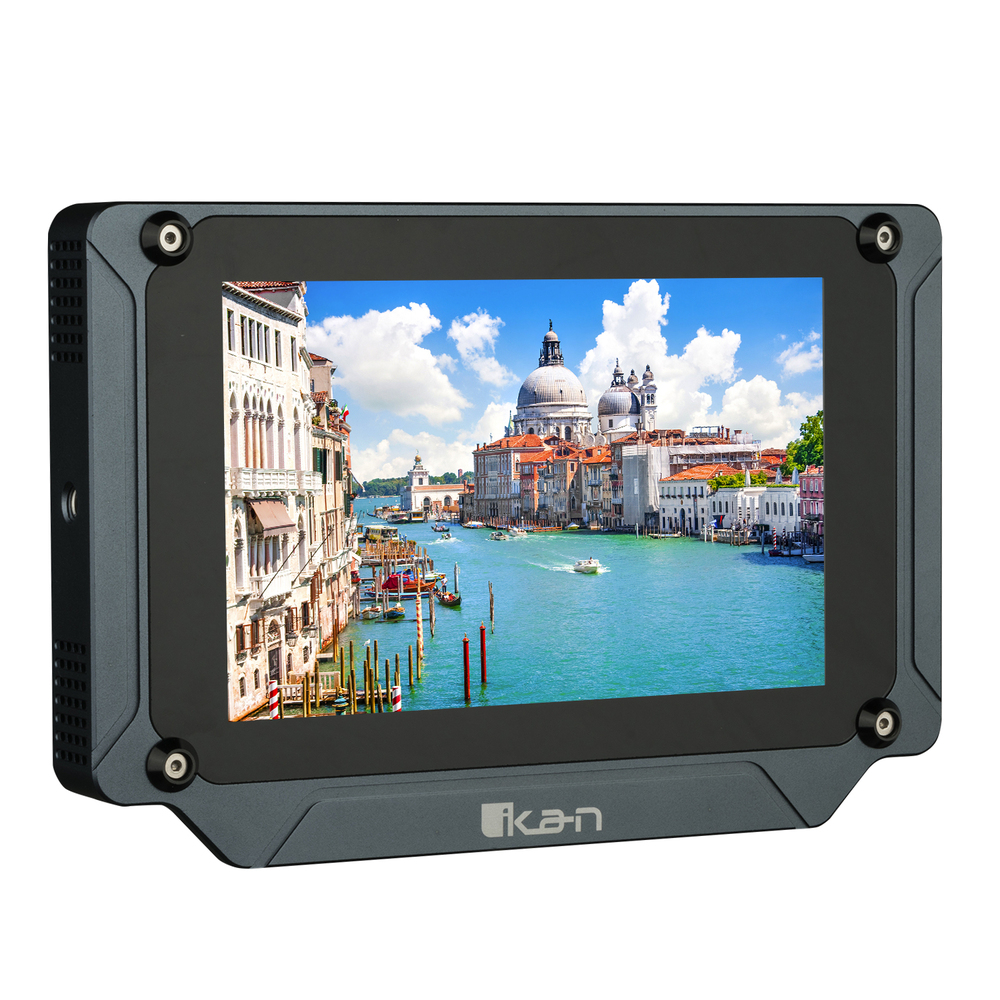Artikelfoto IKAN SAGA SX7 7 Zoll High Brightness Monitor HDMI und 3G-SDI