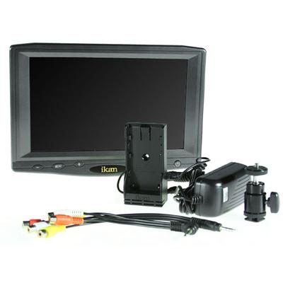 Artikelfoto IKAN VH7e HDMI LCD Monitor 7 Zoll DeLuxe KIT