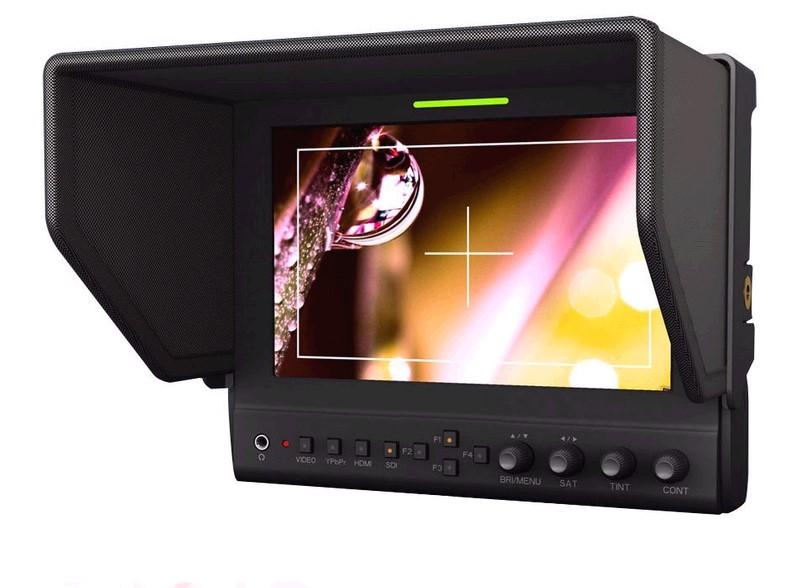 Artikelfoto Lilliput 663 O P2 - 7 Zoll LCD Monitor 1280x800 HDMI I/O und Vectorscope