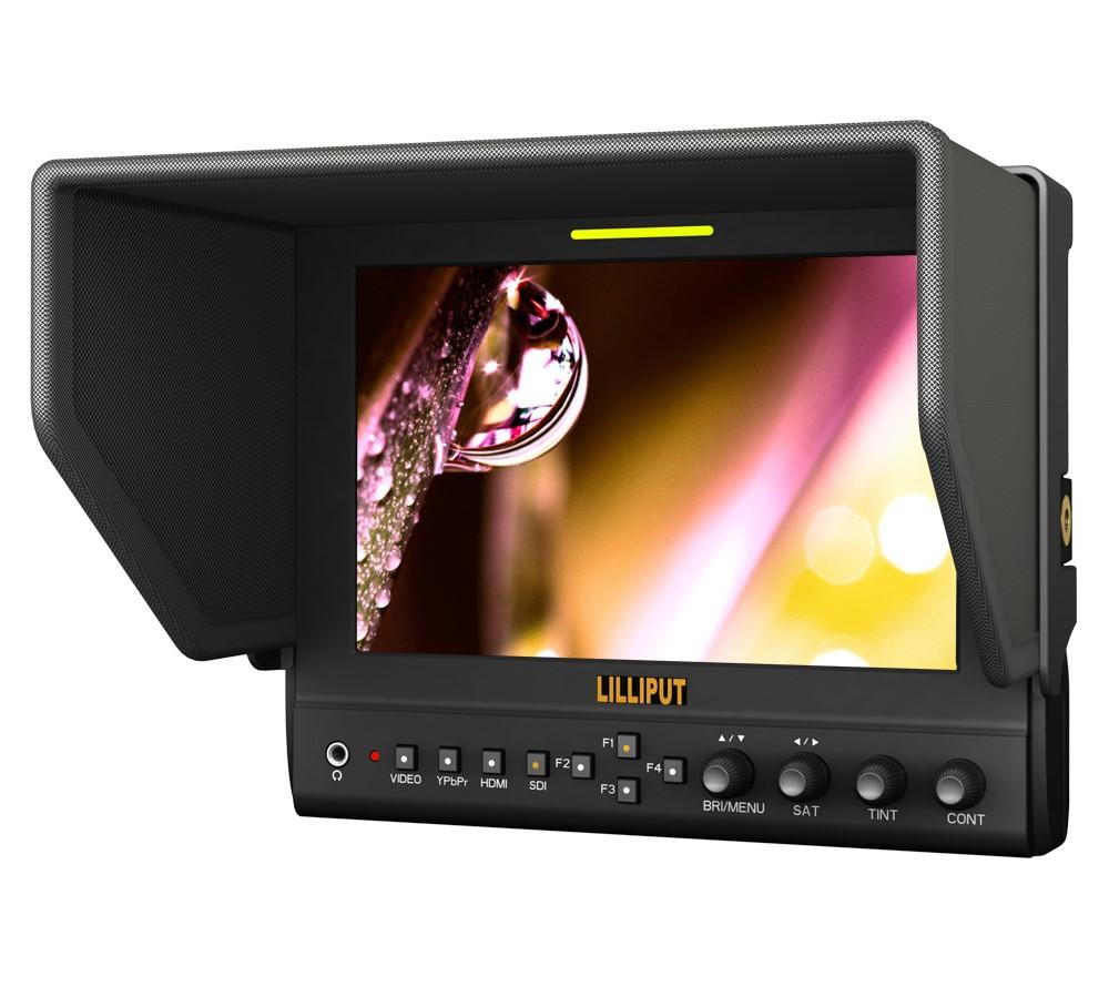 Artikelfoto Lilliput 663/S/P SDI Monitor 7 Zoll
