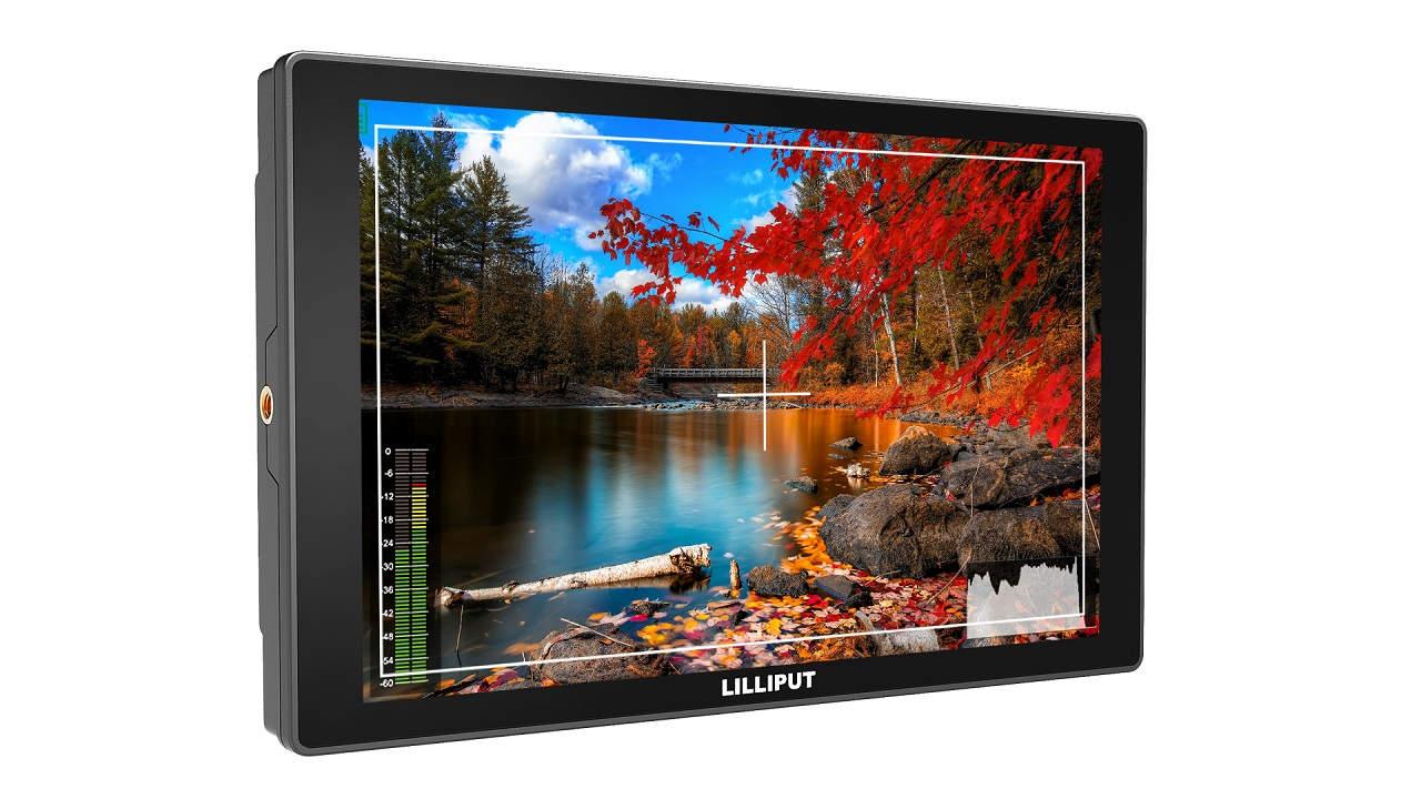 Artikelfoto Lilliput A11 4K fähiger SDI HDMI Monitor 10.1 Zoll