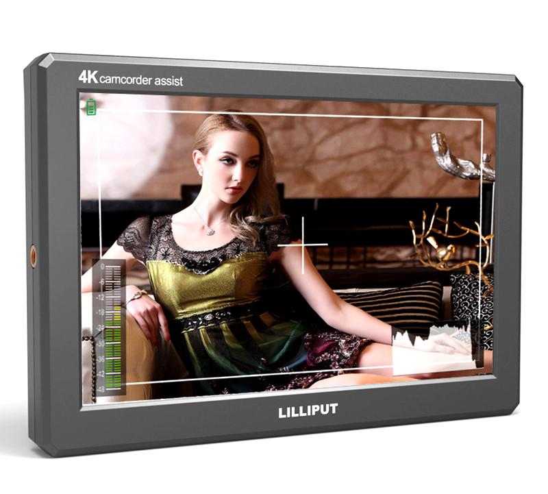 Artikelfoto Lilliput A8 4K fähiger HDMI Monitor 8.9 Zoll