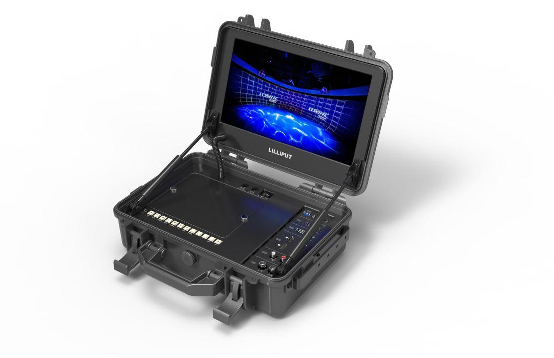 Artikelfoto Lilliput BM120-4KS 12 Zoll Koffermonitor 4K und HDR