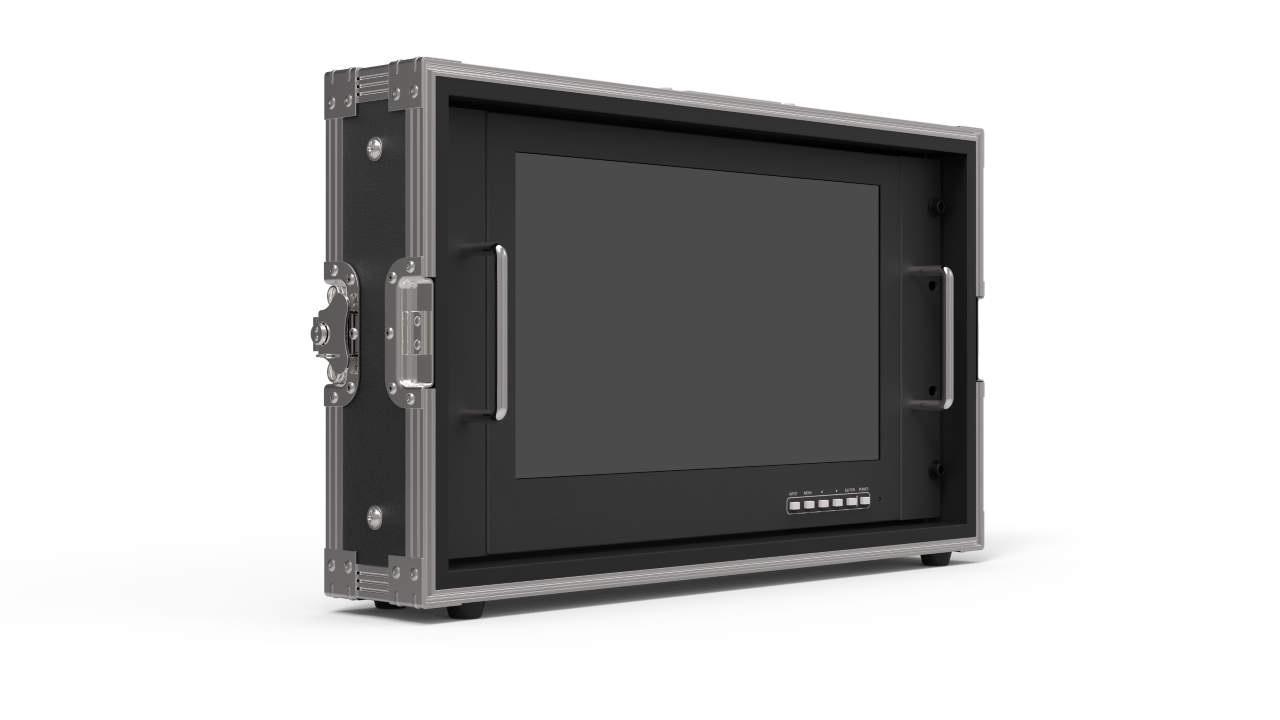 Artikelfoto Lilliput 15.6 Zoll CCTV Monitor High Brightness SDI PVM150S-FC im Flightcase