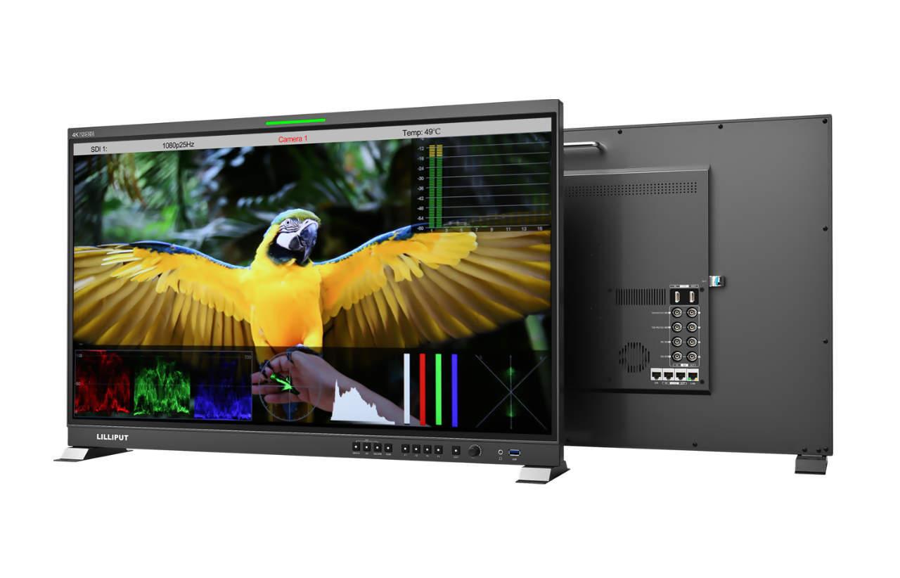 Artikelfoto Lilliput Q31 12G-SDI 4K Monitor 31 Zoll