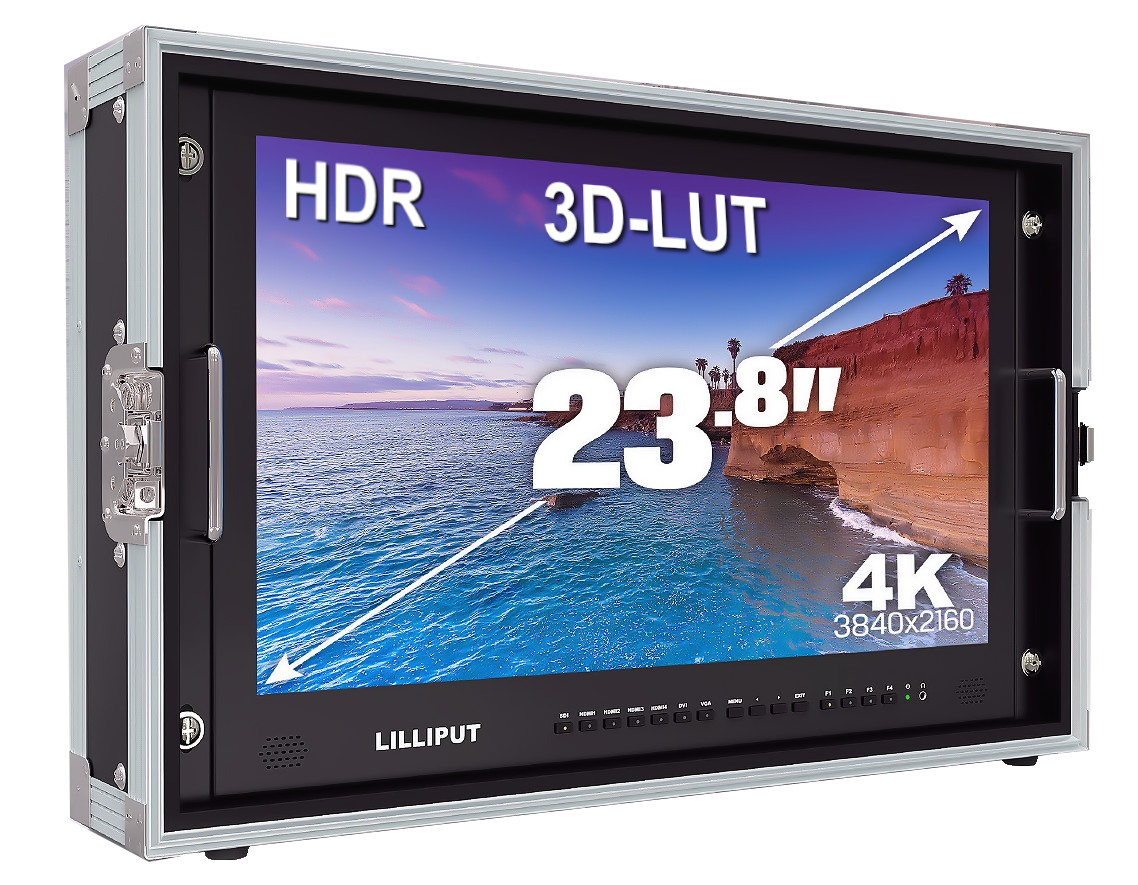 Artikelfoto Lilliput 23.8 Zoll 4K HDR Monitor BM230-4KS