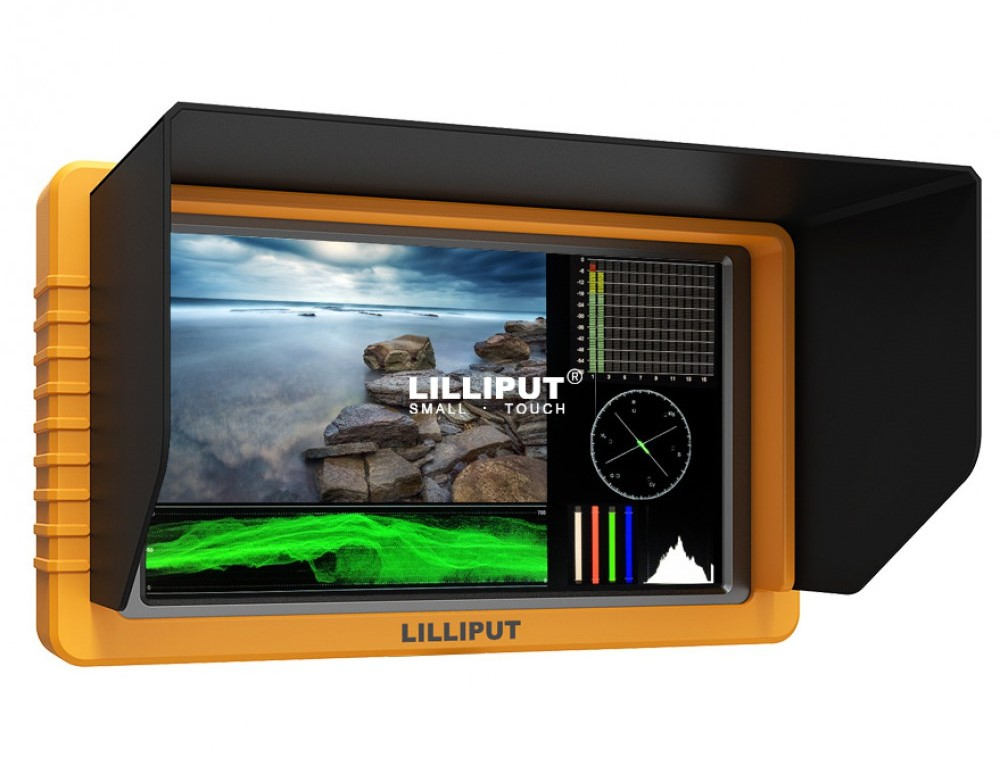 Artikelfoto Lilliput Q5 HD-SDI HDMI Monitor 5 Zoll Full HD Panel