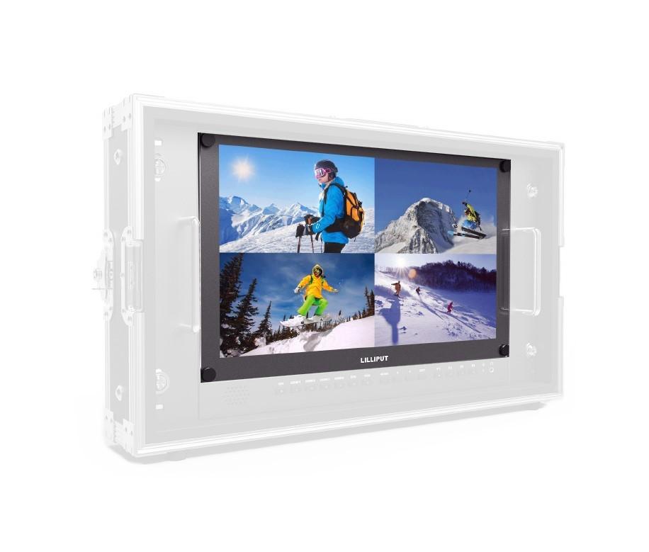 Artikelfoto 1 Lilliput 15.6 Zoll Acryl Schutzscheibe für Monitor BM150