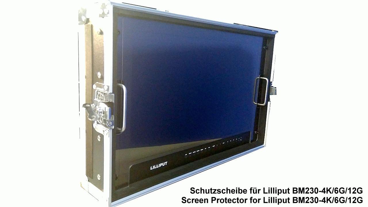 Artikelfoto 1 Lilliput 23 Zoll Schutzscheibe für Monitor BM230
