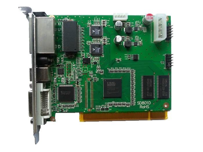 Artikelfoto 1 LINSN Sending Card TS801 für Led Wall Systeme