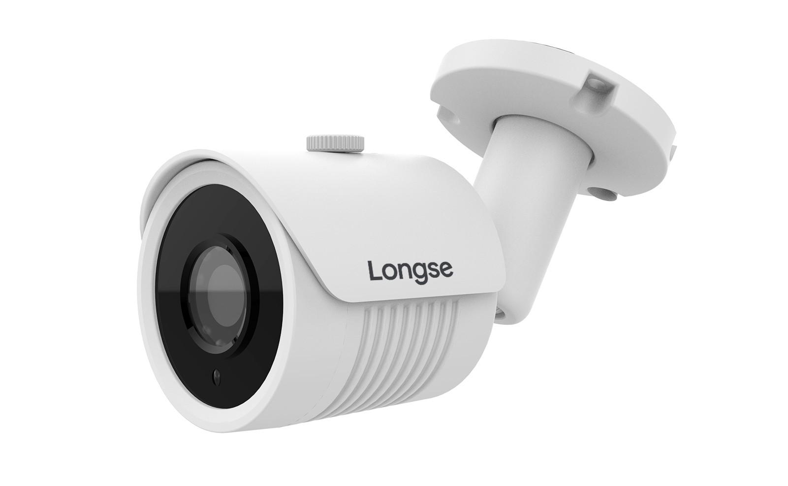 Artikelfoto Longse LBH30S800 8 Megapixel IP Kamera mit POE und 4mm Objektiv