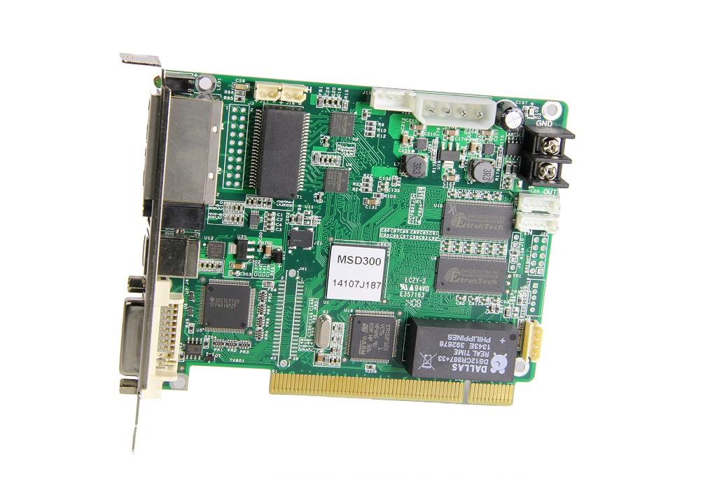 Foto NOVASTAR MSD300 Steuerkarte PCI