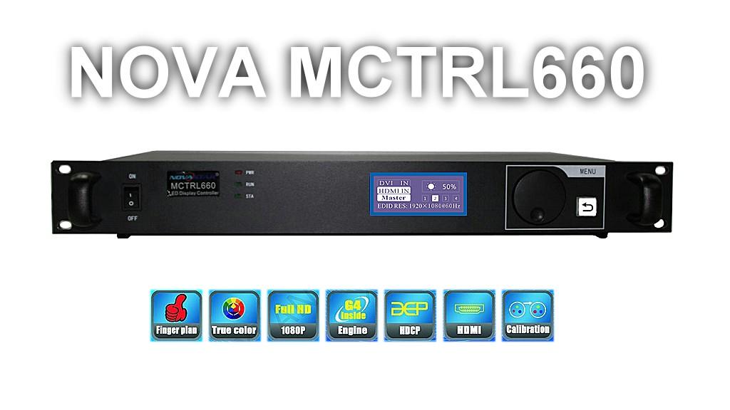 Artikelfoto NOVASTAR MCTRL660 LED Wall Steuerung