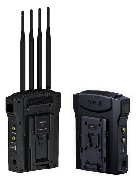 Foto ProSolution XW-HDU01 HD-SDI / HDMI Wireless Video System