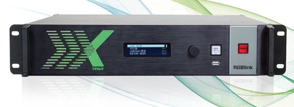 Artikelfoto RGBLink VENUS X2 Switcher Scaler und Konverter