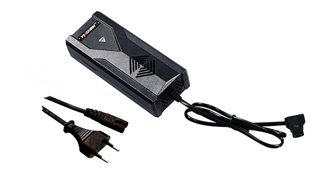 Artikelfoto ROLUX YC-ZNC Schnellladegerät für VMount Akkus
