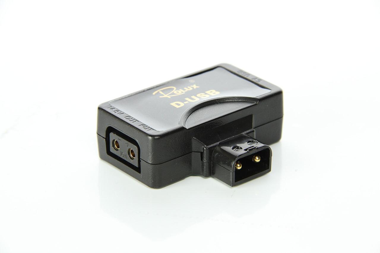 Artikelfoto Powertap D-TAP USB Adapter für direkte Akkumontage RL-DUSB Rolux