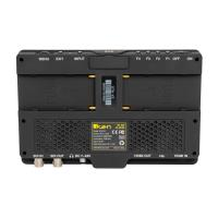 Artikelfoto 22 IKAN Saga S7H-V2 7 Zoll 4K SDI HDMI Monitor 1200 Nit
