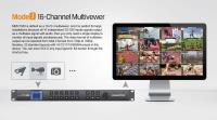 Artikelfoto 22 AVMATRIX Multiviewer und Matrix Umschalter MMV1630