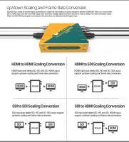 Artikelfoto 99 AVMATRIX SDI zu HDMI Cross Wandler mit Skalierung SC2030