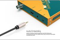 Artikelfoto 1010 AVMATRIX SDI zu HDMI Cross Wandler mit Skalierung SC2030