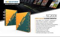 Artikelfoto 66 AVMATRIX HDMI zu SDi Wandler mit Skalierung SC2031