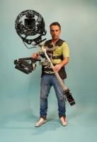 Artikelfoto 22 Basson Steady Silverlight2 - 8 Achsen Hybrid Kamera Stabilisierer