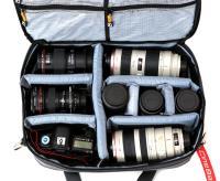 Artikelfoto 33 Cinebags CB27 Lens Smuggler - Tasche für Kameragehäuse und Optiken