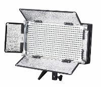 Artikelfoto 11 FineVideo LED Flächenleuchte 5400K LED500R mit Fernbedienung Foto und Video dimmbar