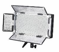 Artikelfoto 11 FineVideo LED Flächenleuchte 5400K LED500R DIMMBAR 25 Watt mit FB  Demogerät