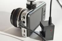 Artikelfoto 33 DigiPin13 WL1 SET - Drahtloser LANC Controller für Sony Canon JVC und Blackmagic